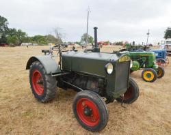 22 munktells tractor