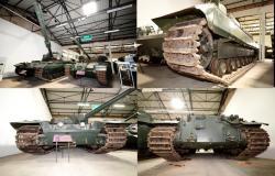 25 conqueror heavy tank 1954 1