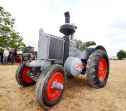 25 sfv tractor