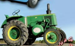 26 sfv tractor