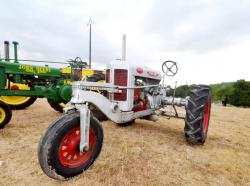26 silver king tractor