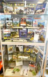 Books on Unimog