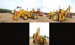 27 mf 50 backhoe loader
