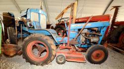 29 moto standard 1040 d micro tracteur