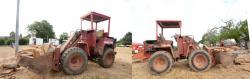 29 o k l5 wheeled loader 1982