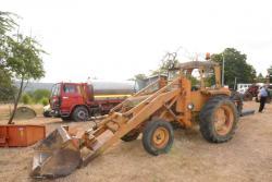 30 renault wheeled loader