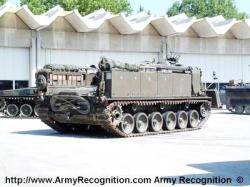 36 armoured recovery vehicle 65 88