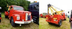 37 scania vabis tow truck 1965