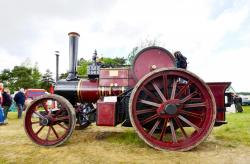 38 allchin steam tractor 1931