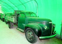 38 studebaker truck of m series