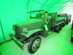 39 gmc 6x6 2 5 t truck of wwii