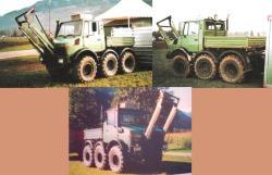 Unimog 6x6 from U 424