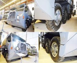 40a saurer 8x8 3 5 t all terrain truck 1944