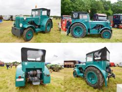 45 hanomag tractor 2 a