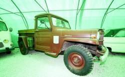 46 willys jeep truck 4x4