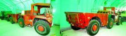 47 gama goat 6x6 aticulated vehicle