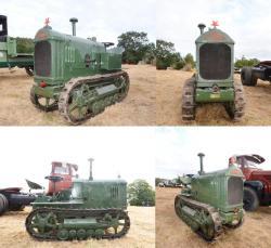 5 schneider n11 tractor 20s