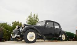 55 traction citroen 11bl 1954