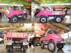 Unimog 2010 U 401, 1954
