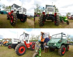 61 mercedes mb trac and unimog a