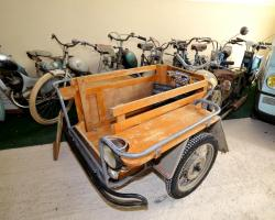 69 scooter peugeat 1954