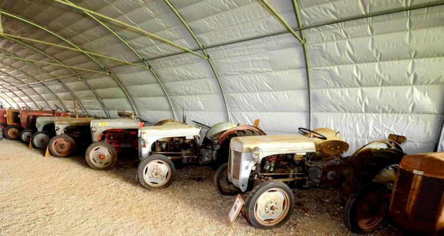 AGRICULTURAL AND AUTOMOBILE MUSEUM SALVIAC