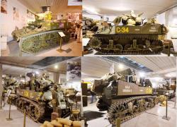 7 m3 tank stuart and m5a1
