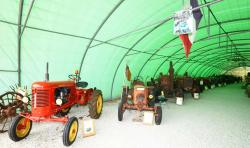 9 massey harris vendeuvre and le robuste tractors