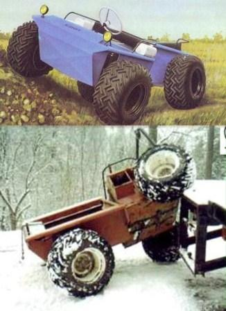 Coot Atv For Sale >> Eagle Articulating Atv Vehicle | Autos Post