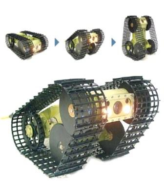 snake robot + thesis A snake robot can perform life-saving operations during a fire, an explosion and in other hostile environments the post.