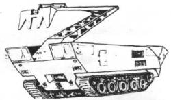Anfrek amphibious vehicle prototype