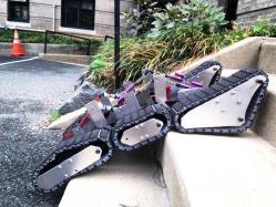 Arti robot of transcend robotics 2014
