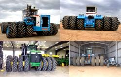 Articulated tractors