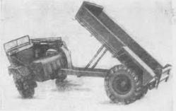 Articulated 4x4 seen the on internet images