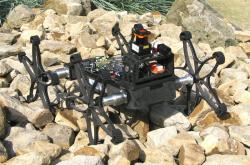 Asguard iii rescue robot 1