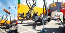 Atn mg23 aerial platform