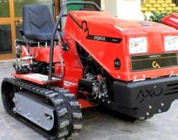 Axo tractor
