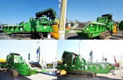 Bandit 3680 beast recycler