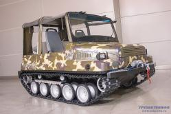 Bear tracked vehicle 2013
