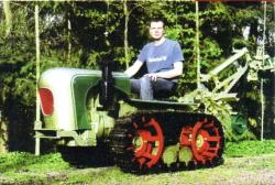 Blank tractor 1965