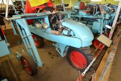 Bob side car 4x2 straddle tractor 1958