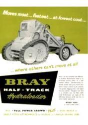 Bray half track