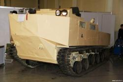 Bt 3 amphibious vehicle