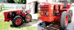 Buffle tractor 4