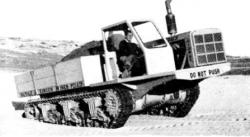 Cadmac fastrac transporter