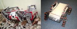 Caesar rescue robot 1