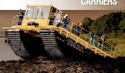 Carrier wetland equipment