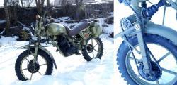 Civar motorcycle 2x2