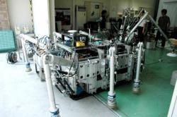 Comet iii robot 2002