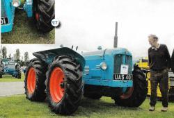 County 4x4 1954